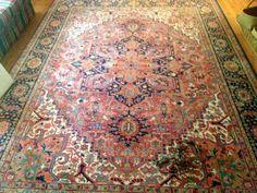 Beautiful estate sale rug