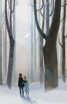 https://www.google.co.uk/search?q=kids snow forest art