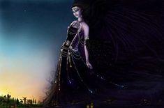 Nyx, Goddess of Night
