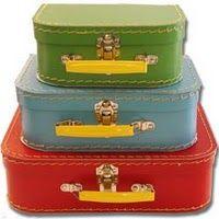 sweet little valises