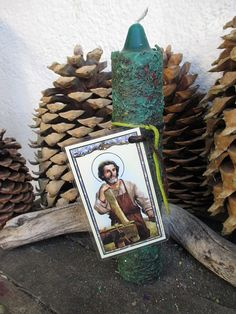 Rita's St. Joe's Job Hoodoo Juju'd Ritual by RitaSpiritualGoods