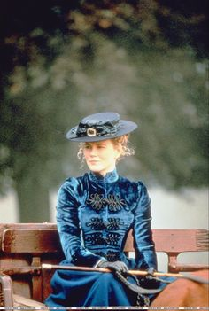 Costume from Far and Away (one of my fav movies, and the movie that made me an instant and life-long fan of Nicole Kidman)