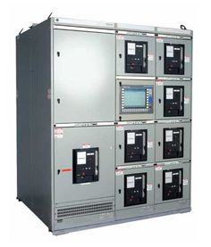 Substations and switchgear in an electrical system perform the functions of voltage transformation, system protection, power factor correction metering, and circuit switching. Electrical Wiring Colours, Electrical Substation, Plc Programming, Current Transformer, Electrical Connection, High Voltage, Electrical Engineering, Electrical Equipment, Locker Storage