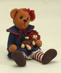 Ted and doll