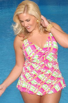 Plus Size Swimwear For Women Please Repinm If You Like It. #plussizeswimwear http://swimwear.bestplussizewomensclothing.com
