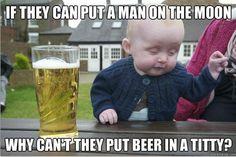 Drunk baby meme. Love it.