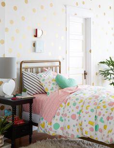 Dormitorio infantil http://www.mamidecora.com/habitaciones-infantiles-a-todo-color.html