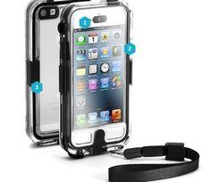Griffin Survivor + Catalyst Waterproof, sumerge al iPhone 5 en el agua sin miedo