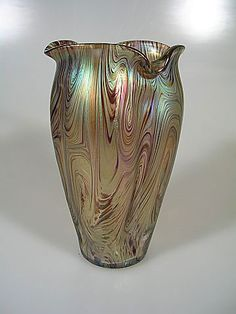 Kralik Art Noveau Vase