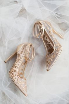 Perfect wedding shoes!
