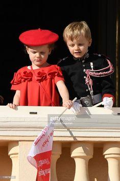 Prince Jacques of Monaco and Princess Gabriela of Monaco attend the. Andrea Casiraghi, Charlotte Casiraghi, Kelly Monaco, Charlene Of Monaco, Grace Kelly, Monte Carlo, Albert Von Monaco, Images Of Princess, Royals