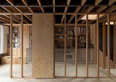 subtilitas:  Jonathan Tuckey - Frame house, London 2013. Via,...