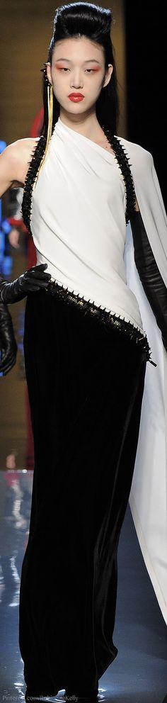 Jean Paul Gaultier Haute Couture   F/W 2014-15