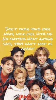 Look wallpaper - Got7 - Roslyn S.