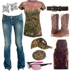 """""""Thats how we do it round here"""" by small-town-country-gurl on Polyvore"""