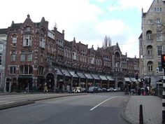 Amsterdam:  I loved visiting here when we lived in Germany.