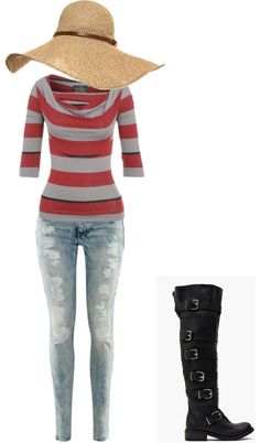 """""""Marceline Adventure Time"""" by kbaggs on Polyvore"""