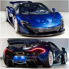 McLaren P1 www.motorhappy.co.uk