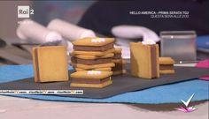"""""""Detto Fatto"""": la ricetta dei biscotti cioccobanana di Alessandro Servida del 10 novembre 2016. Dei dolcetti golosissimi e facili da rifare."""