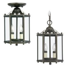 These would be great for over the kitchen island - rustic look. $82 12hx7.25w