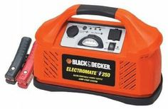 Black & Decker VEC1026BD Electromate 250 Portable Power Supply and Jump-Starter Now on Venus' astore on Amazon http://astore.amazon.com/el01f-20/detail/B00BR1TO80
