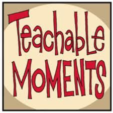 Winning Him Without Words: Teachable Moments. We must be ready. Raising Godly Children, Raising Girls, Bible Lessons For Kids, Bible For Kids, Online Bible Study, Train Up A Child, Object Lessons, Good Wife, School Lessons