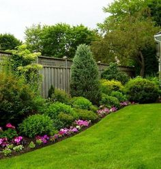 low maintenance landscaping ideas front yard 9893385443 - Garden Landscaping i Landscaping Shrubs, Small Front Yard Landscaping, Front Yard Design, Landscaping With Rocks, Outdoor Landscaping, Natural Landscaping, Low Maintenance Garden Design, Low Maintenance Landscaping, Landscaping Supplies