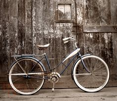 """Bicycle"" original photograph by Tammie Bowden"