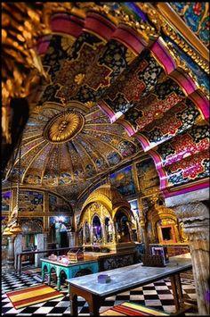 Sri Digambar Jain Temple