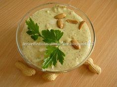 Le ricette di Claudia & Andre : Salsa agli arachidi e stracchino