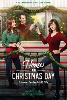 Omgosh I loved this one!! <3 Sooooo GOOD!! Break out the Kleenex. Home For Christmas Day (2017)