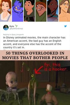Curious about these movie details? Let us give you 50 examples of them! After seeing these 50 bothersome movie details, we are certain you won't look at these movies the same way again. #movies #entertaiment #wtffunfacts #movies #lmao