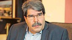 Salih Müslim: 'Katılmamamıza karar veren Türkiye değil'