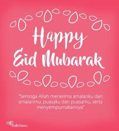 Happy Eid Mubarak ♡ feat Batikkamu More