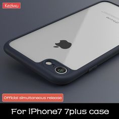 silicone protective cover shell For iphone 7/7plus