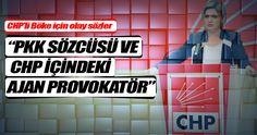 """MHP'li Akçay, Bahçeli'ye yönelik sert sözler söyleyen CHP'li Böke için """"PKK sözcüsü ve CHP içindeki ajan provokatör"""" dedi"""