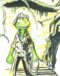 Indiana Frog :)