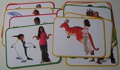 Aprender a imitar es una competencia esencial (aquilas cartas Animales)