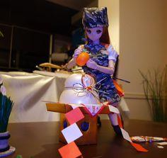 Smart Doll Mirai Suenaga by purinpurinchan8