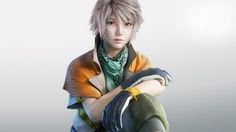 Hope Estheim - Final Fantasy XIII.