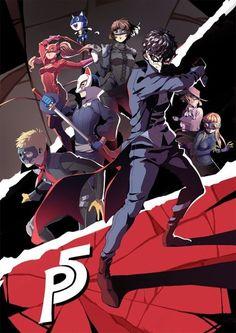 Persona 5 Ann, Persona 5 Joker, 5 Anime, Anime Art, Ren Amamiya, Shin Megami Tensei Persona, Video Game Art, Video Games, Akira Kurusu