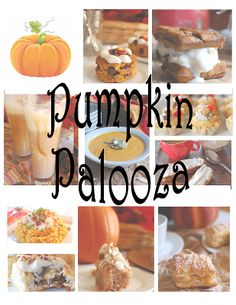 A    Sprinkle    of    This    and    That: Pumpkin Palooza