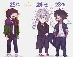 Translation: Basically Chisaki is in place in (I think) popularity polls. My Hero Academia Memes, Hero Academia Characters, My Hero Academia Manga, Buko No Hero Academia, Tomura Shigaraki, Boko No, Himiko Toga, Best Villains, Boku No Academia