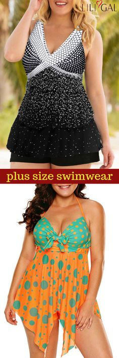 39c0e50c16 Find latest  plussize  swimwear trends at  liligal
