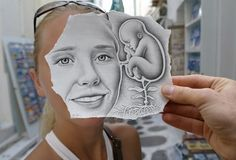 Awesome paper/photography art by Ben Heine