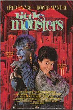 be my little monster.........