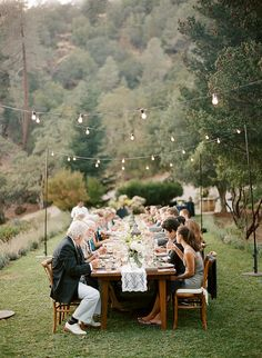 2016 Favorite Wedding Trend: Outdoor Seating | #brianamariephotography
