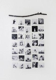 Porta-retratos  (Foto: Reprodução/Pinterest)