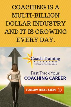 Fast Track Your Coaching Career with Coach Training Accelerator.  Tested and approved by myself, a professional life coach and spiritual advisor for nearly two decades!   Life coaching, career coaching, spiritual coaching, and more! #sp
