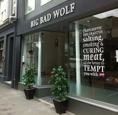 Big Bad Wolf Gourmet Charcuterie. Wellington's first dedicated charcuterie kitchen for those who seek the fine and the different. Excellent array of sausages to try. Big Bad Wolf uses a mix of old-world traditions and modern methods, with locally sourced ingredients, to create their products.